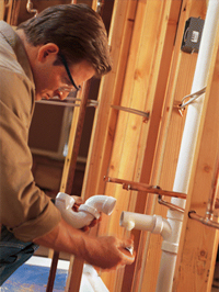 Plumbing repairs in any Tracy, CA home